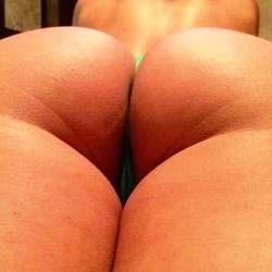 My wife's ass - latina mommy