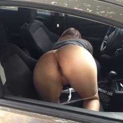 My wife's ass - Betty