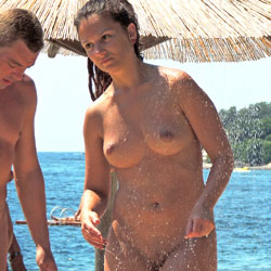 Public Nude Shower And More