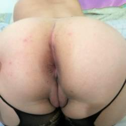 My ex-girlfriend's ass - Puta