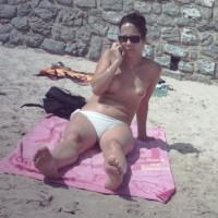 Beach South France 1