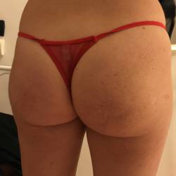 My girlfriend's ass - Stella