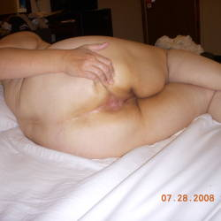 My girlfriend's ass - cindey