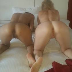 My wife's ass - One is my wife