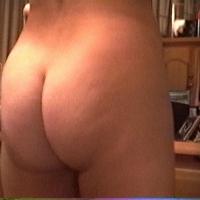 A neighbor's ass - cheeky