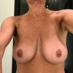Large tits of my wife - Babe