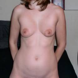 Small tits of my wife - Holly