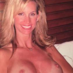 Large tits of my wife - Sally
