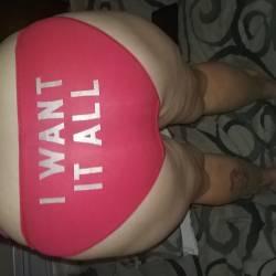 My wife's ass - amys teaser