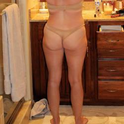 My girlfriend's ass - Carol