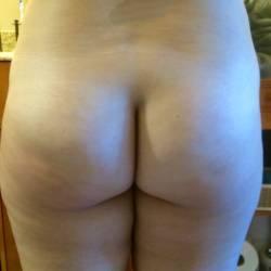 My girlfriend's ass - Sarah