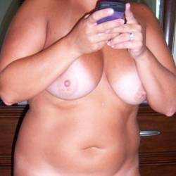 Large tits of my ex-wife - Jenny