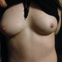 Small tits of a co-worker - blondie1