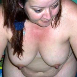 Medium tits of a neighbor - Jayy