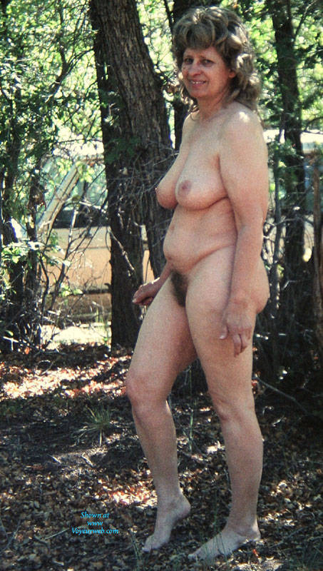 Pic #6 Remembering - Nature, Outdoors, Big Tits, Bush Or Hairy