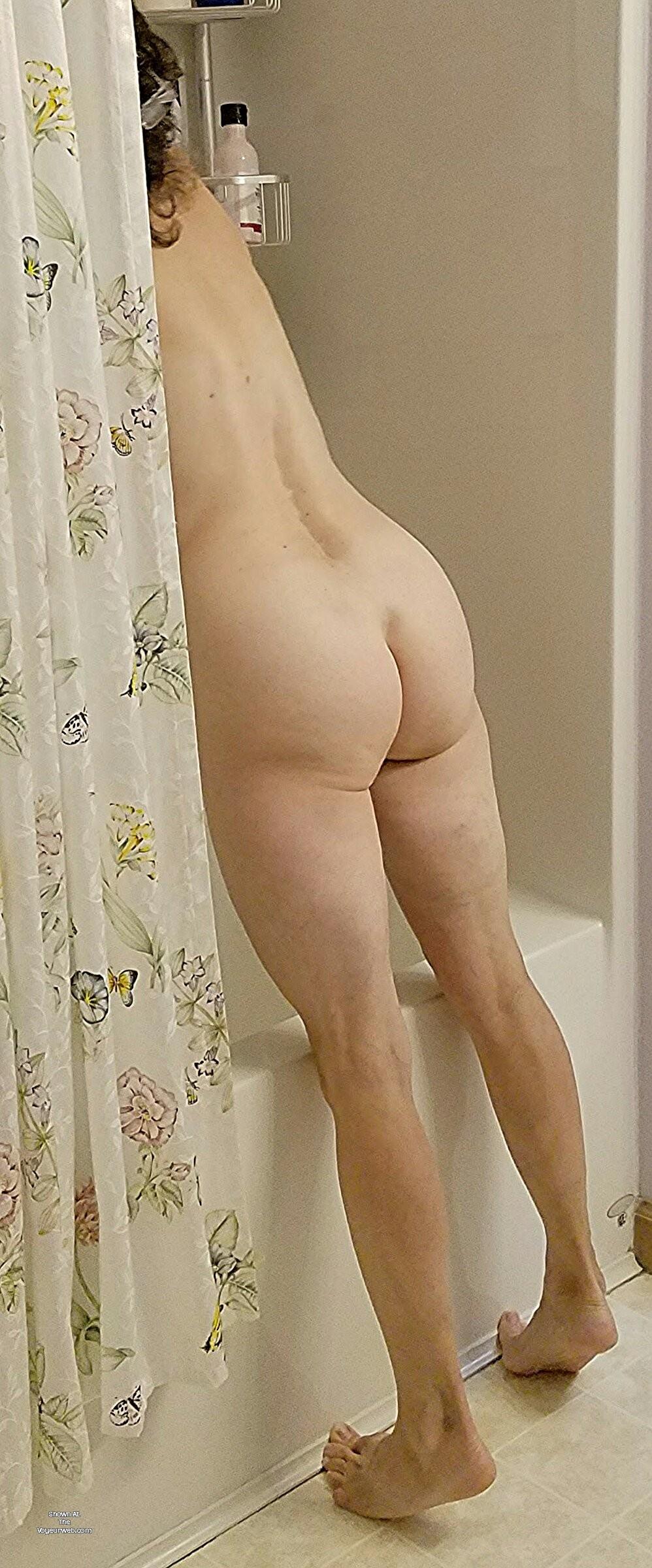 Flogged mature cunt ass