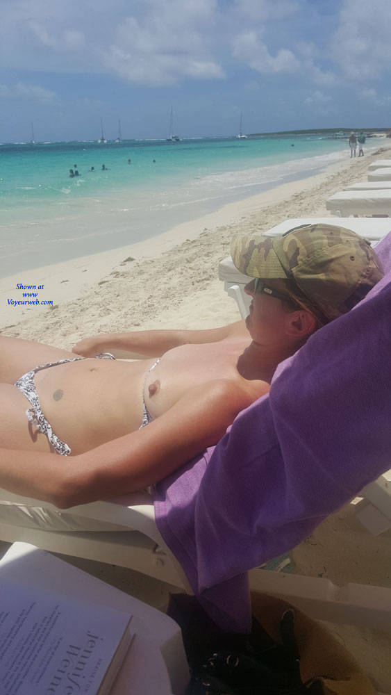 Pic #2 Orient Beach - Topless Wives, Beach, Outdoors, Small Tits
