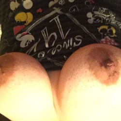 My extremely large tits - Veronica