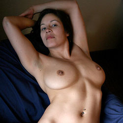 Naked In Blue Stockings - Bed, Big Tits, Brunette Hair, Firm Tits, Full Nude, Lying Down, Naked In Bed, Nipples, Perfect Tits, Shaved Pussy, Showing Tits, Stockings, Hot Girl, Naked Girl, Sexy Body, Sexy Boobs, Sexy Face, Sexy Figure, Sexy Girl, Sexy Legs, Sexy Lingerie, Sexy Woman