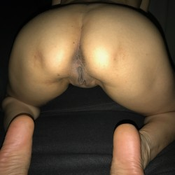 My wife's ass - Lilly