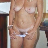 Large tits of my wife - Mature Milf
