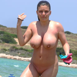 Busty Tits On The Beach - Big Tits, Brunette Hair, Exposed In Public, Full Nude, Huge Tits, Large Breasts, Naked Outdoors, Natural Tits, Nude Beach, Nude In Nature, Nude Outdoors, Showing Tits, Beach Pussy, Beach Tits, Beach Voyeur, Hairless Pussy, Naked Girl, Sexy Boobs, Sexy Face, Sexy Girl, Sexy Legs, Sexy Woman