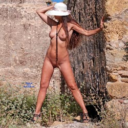 Naked At A Ruin In Spain - Big Tits, Brunette Hair, Exposed In Public, Firm Tits, Full Nude, Heels, Naked Outdoors, Nude In Public, Nude Outdoors, Perfect Tits, Shaved Pussy, Showing Tits, Hairless Pussy, Hot Girl, Naked Girl, Nude Amateur, Sexy Body, Sexy Boobs, Sexy Face, Sexy Figure, Sexy Girl, Sexy Legs, Sexy Woman