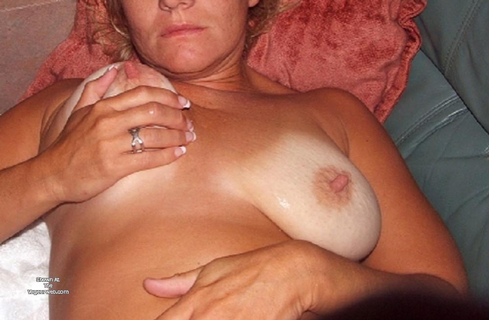 Pic #1 My medium tits - Milf Tits
