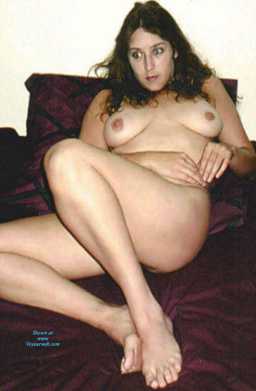 Pic #4 Crystal As You Requested - Nude Girls, Big Tits, Brunette, Bush Or Hairy, Amateur