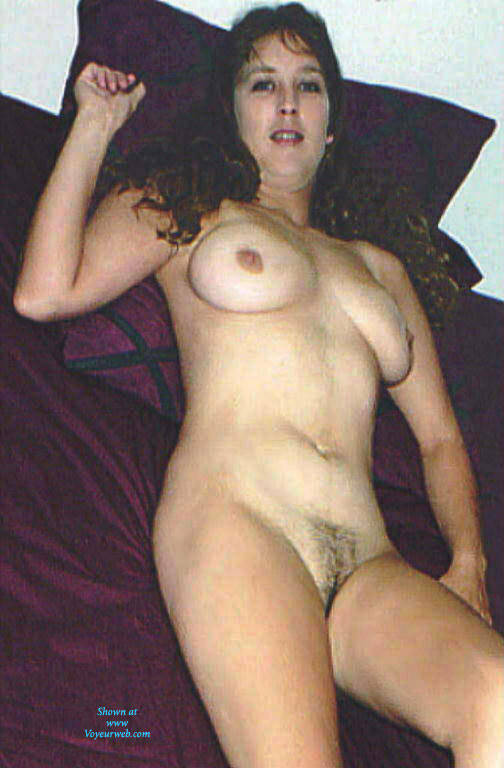 Pic #3 Crystal As You Requested - Nude Girls, Big Tits, Brunette, Bush Or Hairy, Amateur