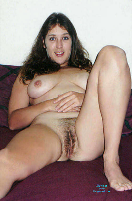 Pic #6 Crystal As You Requested - Nude Girls, Big Tits, Brunette, Bush Or Hairy, Amateur