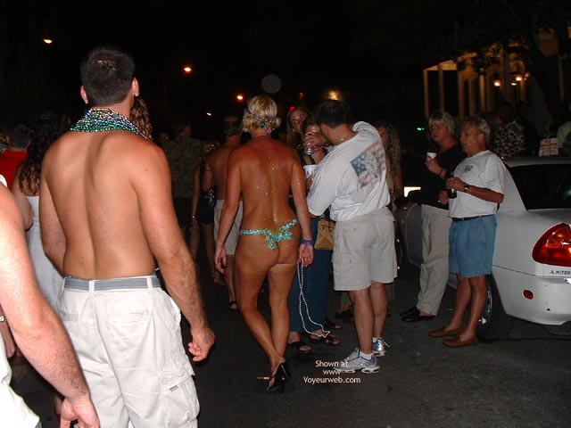 Pic #2 - So You Won'T Forget Fantasy Fest 2003