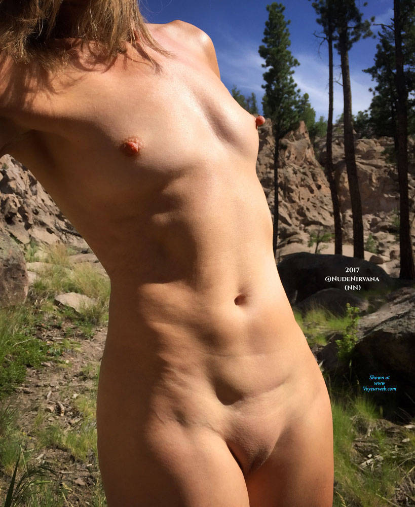 Pic #9 Nirvana Climbing - Nude Girls, Outdoors, Shaved, Nature, Amateur