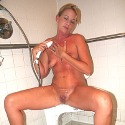 Blonde Girl On Shower Seat - Blonde Hair, Firm Tits, Nipples, Shaved Pussy, Showing Tits, Small Breasts, Small Tits, Spread Legs, Water, Wet, Hot Girl, Sexy Body, Sexy Face, Sexy Feet, Sexy Figure, Sexy Girl, Sexy Legs