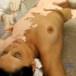 The Second Casting - Nude Girls, Brunette, Shaved