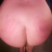 My girlfriend's ass - special K