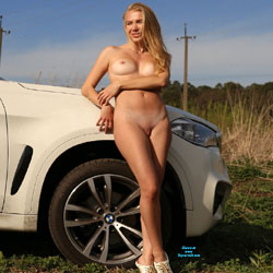 Hot Blonde With A Car - Big Tits, Blonde Hair, Exposed In Public, Firm Tits, Hard Nipple, Naked Outdoors, Nude In Public, Nude Outdoors, Perfect Tits, Shaved Pussy, Showing Tits, Hairless Pussy, Hot Girl, Naked Girl, Sexy Ass, Sexy Body, Sexy Boobs, Sexy Face, Sexy Figure, Sexy Girl, Sexy Legs, Sexy Shoes, European And/or Ethnic, Amateur