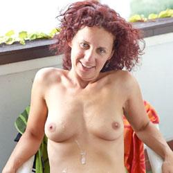 Lena -  Kinky Activities - Cumshot, Redhead, Amateur, Facials