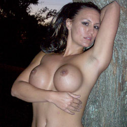 Busty Tits At The Trunk - Big Tits, Brunette Hair, Exposed In Public, Huge Tits, Nipples, Nude Outdoors, Showing Tits, Topless Girl, Topless Outdoors, Topless, Hot Girl, Sexy Body, Sexy Boobs, Sexy Face, Sexy Girl