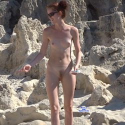 Hot Redhead On The Rocks - Brunette Hair, Exposed In Public, Full Nude, Hairy Bush, Hard Nipple, Nipples, Nude In Public, Nude Outdoors, Small Tits, Sunglasses, Trimmed Pussy, Beach Pussy, Beach Tits, Beach Voyeur, Naked Girl, Sexy Body, Sexy Face, Sexy Feet, Sexy Figure, Sexy Girl, Sexy Legs
