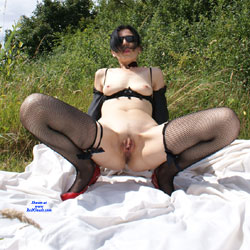 Hot Pussy In The Park - Brunette Hair, Heels, Naked Outdoors, Natural Tits, Nipples, No Panties, Nude Outdoors, Shaved Pussy, Hot Girl, Sexy Body, Sexy Boobs, Sexy Face, Sexy Girl, Sexy Legs, Sexy Lingerie