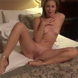 Come And Wank All Over Me! - Nude Girls, Blonde, High Heels Amateurs, Shaved, Medium Tits, Firm Ass