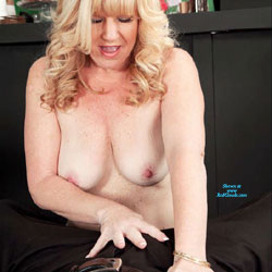 Random Text From My HotWife - Big Tits, Blonde, Blowjob, Cumshot, Mature, Wife/Wives, Amateur