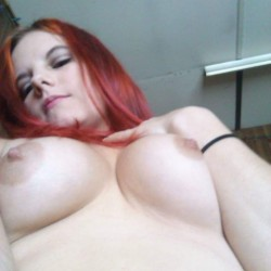 Small tits of a neighbor - Shannon