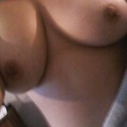 Large tits of a neighbor - Marcy F