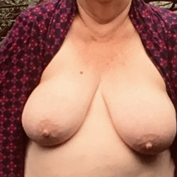 Large tits of a neighbor - Naddy