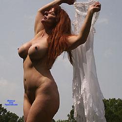 Wind-Blown Slip - Nude Girls, Big Tits, Mature, Outdoors, Amateur, Girls Stripping