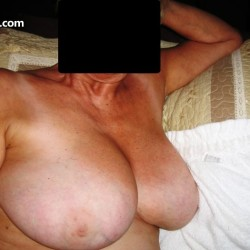 My extremely large tits - bella56
