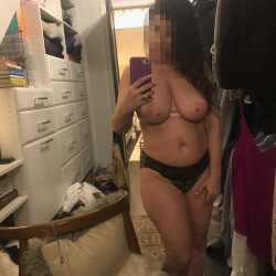Large tits of my wife - The Mrs