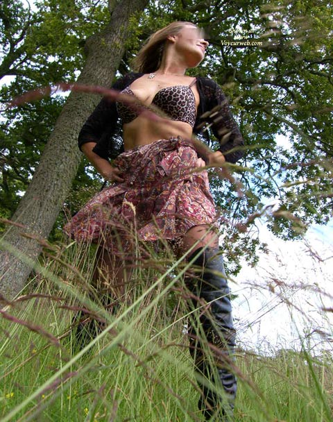 Pic #1 - Babexroo In The Forest , This Was So Much Fun, Hope You All Like Them......